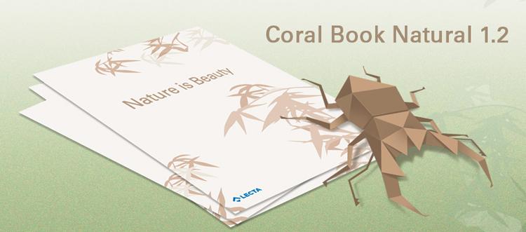 Coral Book Natural 1.2, el nuevo papel natural de Lecta