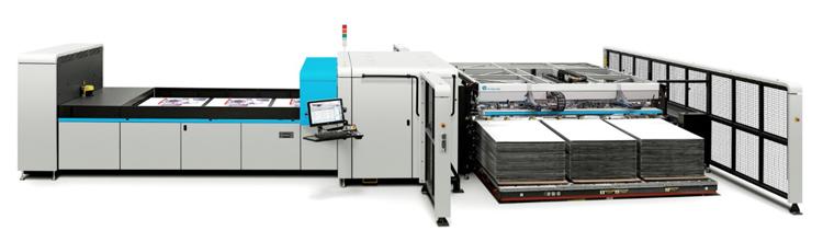 Smurfit Kappa, líder en impresión digital en Europa, amplía su capacidad con la instalación de ocho impresoras HP Scitex