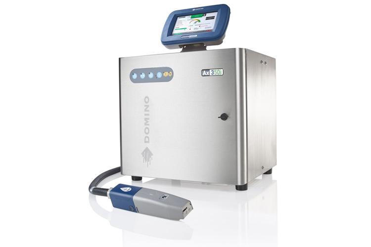 Sovena reescribe las normas de calidad en los códigos de productos con la impresora de la Serie Ax