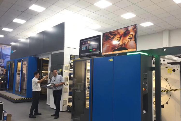 Asahi Photoproducts se alía con SOMA Engineering en la gran inauguración de su Centro de Tecnología Flexográfica en China