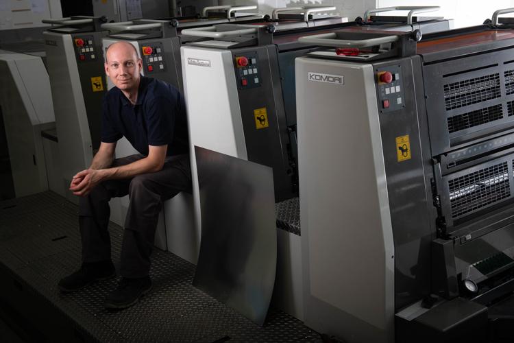 Greenhouse Graphics reduce su impacto medioambiental con Fujifilm Superia ZD