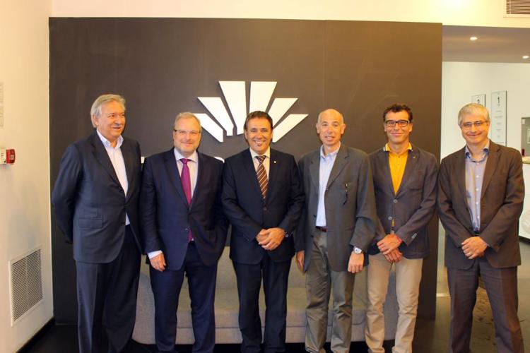 Fira de Barcelona ratifica su acuerdo de colaboración con Graphispack Asociación