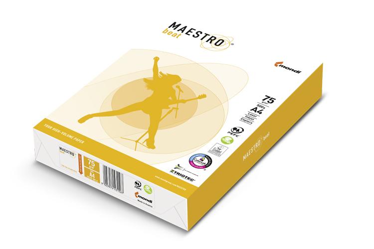 Mondi transforma su gama de papel de oficina pensando en las necesidades del consumidor