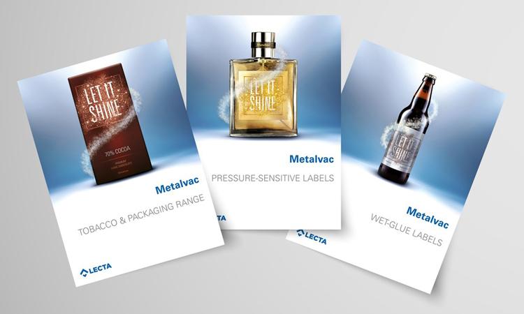 Metalvac G, el nuevo papel metalizado de Lecta para aplicaciones gráficas y embalaje de lujo