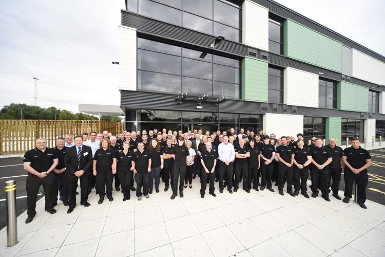 Domino Printing Sciences inaugura una vanguardista planta de fabricación de fluidos