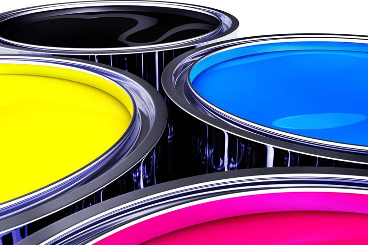 Unión Papelera se llena de color incorporando una completa gama de tintas del fabricante hubergroup