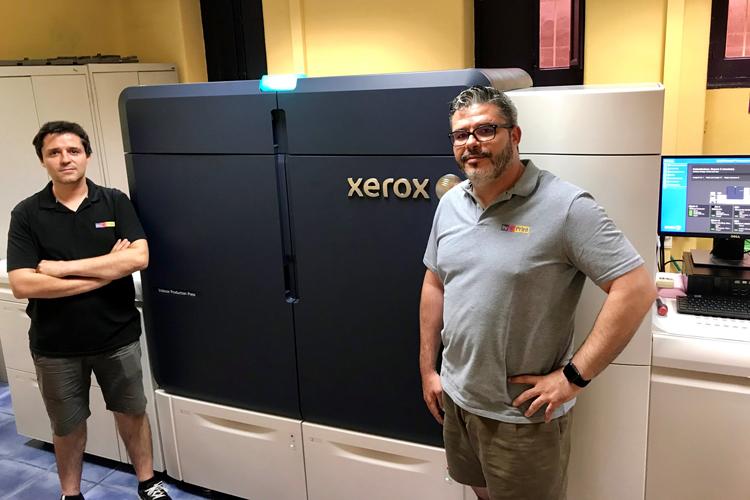 ByPrint Madrid dispone de una de las primeras Xerox Iridesse comercializadas en España, con la que ahorrará hasta un 15% en costes