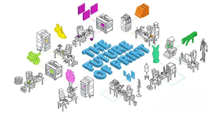 Las nuevas tecnologías de impresión, clave para el crecimiento y la innovación de las empresas europeas