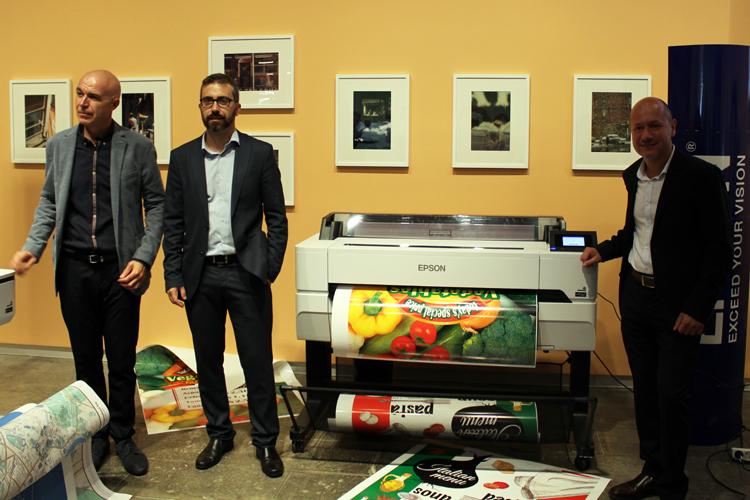 Epson presenta en Barcelona nuevas impresoras técnicas de gran formato para profesionales que buscan máxima precisión y fiabilidad
