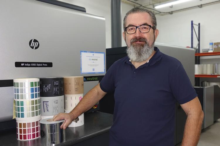 Truyol Digital completa su servicio de impresión de etiquetas con la adquisición de la nueva HP Indigo 6900