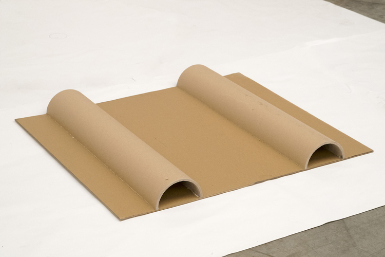 Alpesa desarrolla un palet de cartón para apilamiento de sacas a granel