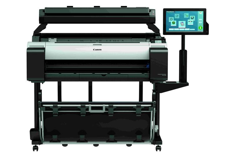Canon presenta la nueva gama imagePROGRAF TM para la impresión en gran formato de alta calidad bajo demanda