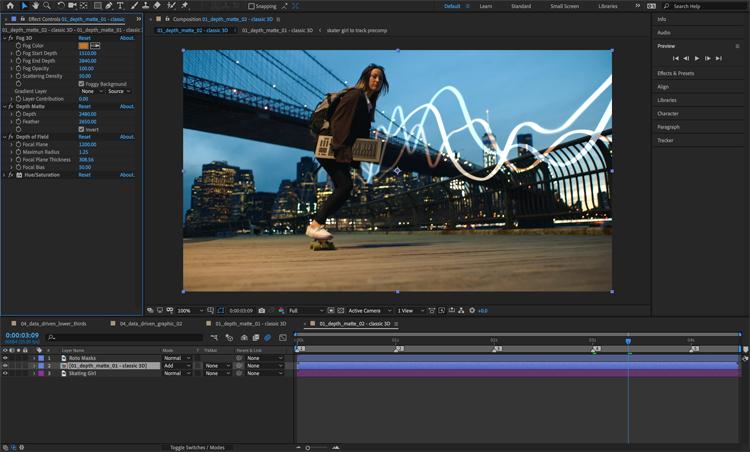 Adobe presenta la próxima generación de innovación de vídeo en IBC 2018