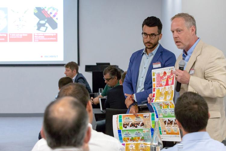 La etapa portuguesa de la gira itinerante BOBST & Partners sobre la producción de tiradas cortas de embalajes flexibles y etiquetas fue todo un éxito