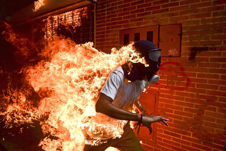 Madrid acoge por noveno año consecutivo la exposición World Press Photo con las imágenes más impactantes