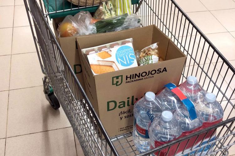 La Dailybox® de Hinojosa, premio LiderPack 2018 al mejor packaging de logística y distribución