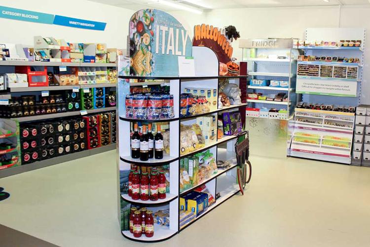 Smurfit Kappa presenta su nuevo embalaje Shelf Facer, diseñado para impulsar las ventas en el lineal