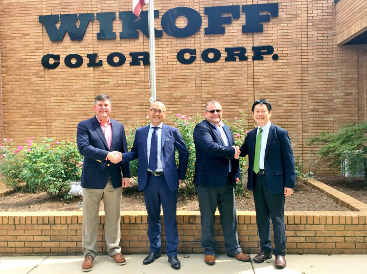 Asahi Photoproducts Strengthens Market Presence in the U.S. with Wikoff Color