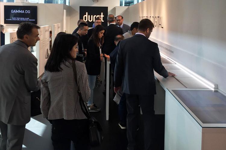 Durst impulsa una nueva revolución digital en el sector cerámico