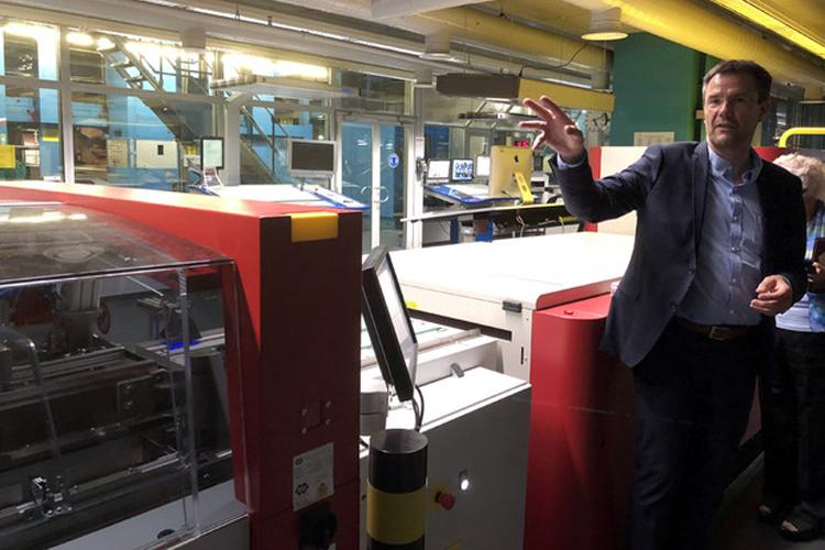 Agfa Graphics mostró en la World Publishing Expo cómo sus soluciones de preimpresión ECO  mejoran la rentabilidad de la impresión de periódicos