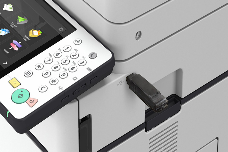 Canon completa su premiada gama de dispositivos imageRUNNER ADVANCE, GENERACIÓN 3, segunda edición, con una línea monocromo A4