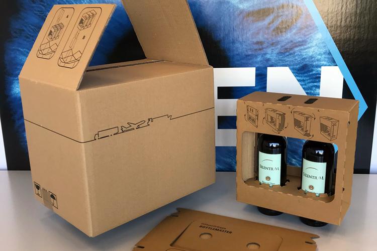 Bodegas Castillejo de Robledo reduce un 80% el riesgo de rotura en el envío de botellas gracias al servicio eSmart de Smurfit Kappa
