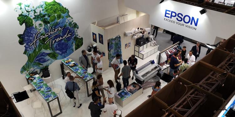 Epson cierra C!Print Madrid con récord de participantes en su stand y actividades