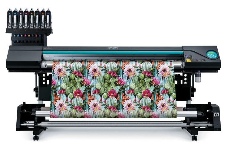 Roland DG lanza la innovadora impresora de sublimación multifunción Texart RT-640M