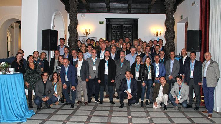 Más de 80 personas han participado en el IX Congreso ASPACK