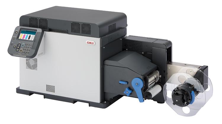 OKI lanza una nueva gama de impresoras de etiquetas de pequeño formato para el sector de la alimentación