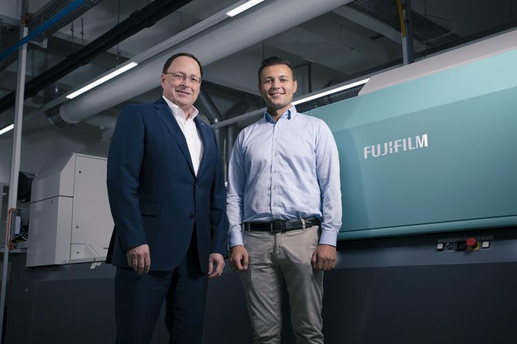 CEWE, el gigante europeo de impresión desde Internet, mejora su calidad y su productividad con la Jet Press 720S