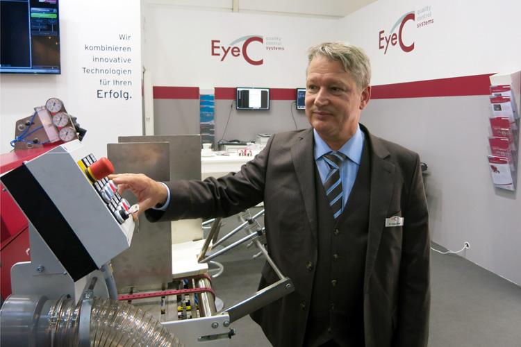 EyeC lanza nuevas soluciones de control de calidad para paquetes de cigarrillos y tabaco