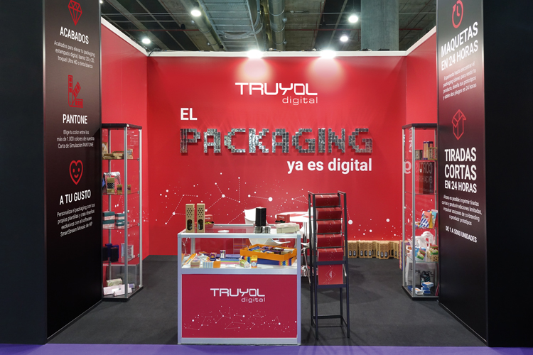 Truyol Digital presenta su propuesta en Packaging Innovations 2018