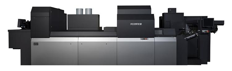 Fujifilm anuncia la impresora digital a hojas B2 en color más rápida del mercado: la Jet Press 750S