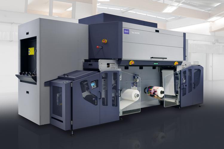 La impresión digital crece con Durst