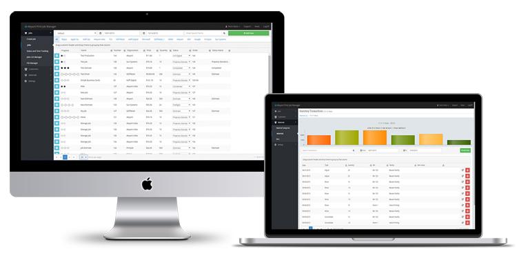 Aleyant estrena la versión 2.0 de PrintJobManager, su sistema generador de presupuestos y gestor de la producción