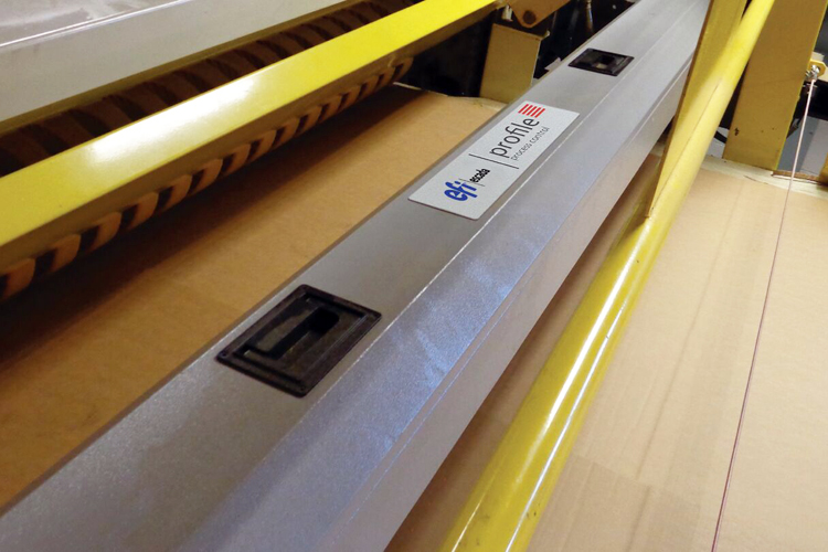 Dunapack Advances in Corrugated Production with EFI Escada
