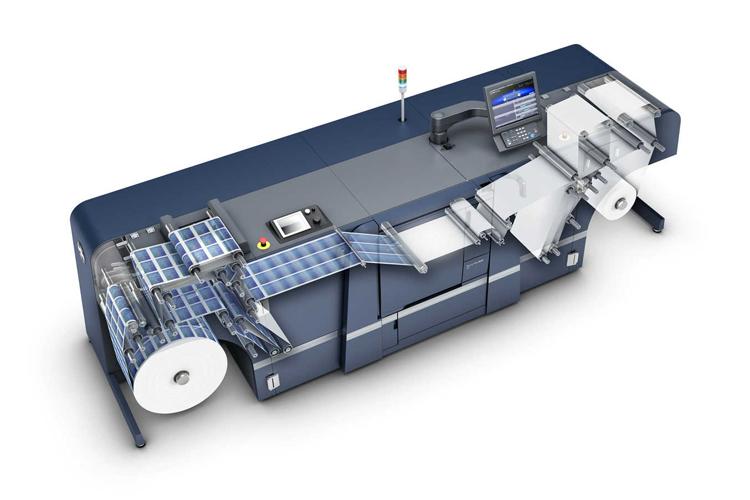 Konica Minolta refuerza su presencia en el mundo de la impresión de etiquetas con AccurioLabel 190 en Label&Print