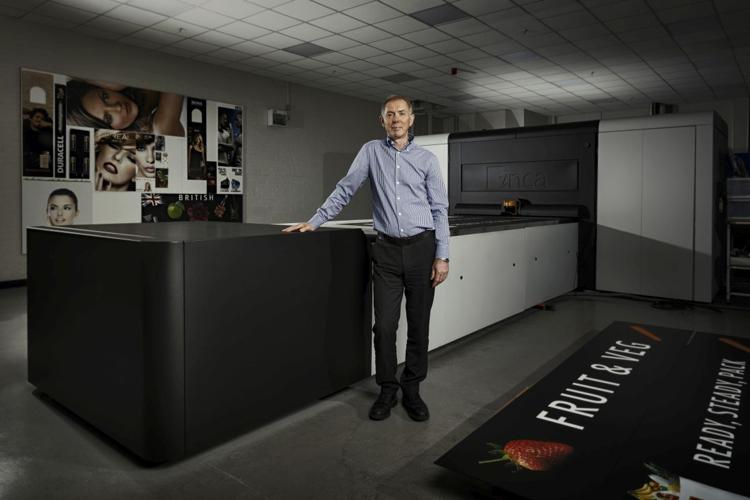 La inversión en una plataforma Inca Digital Onset X1 de Fujifilm aporta múltiples ventajas a HL Display