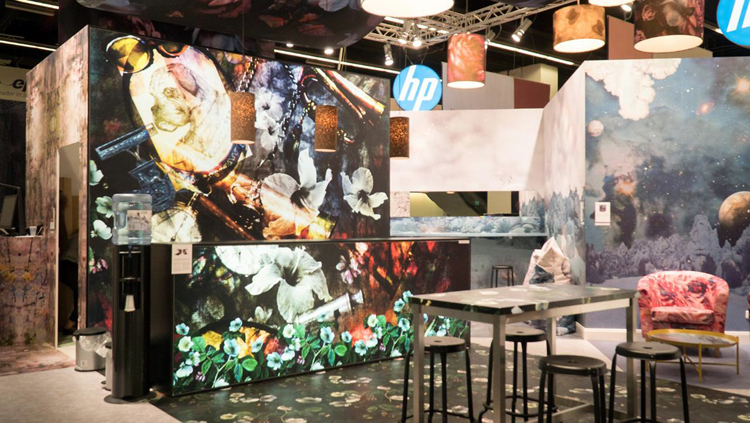 HP estará presente en Heimtextil 2019