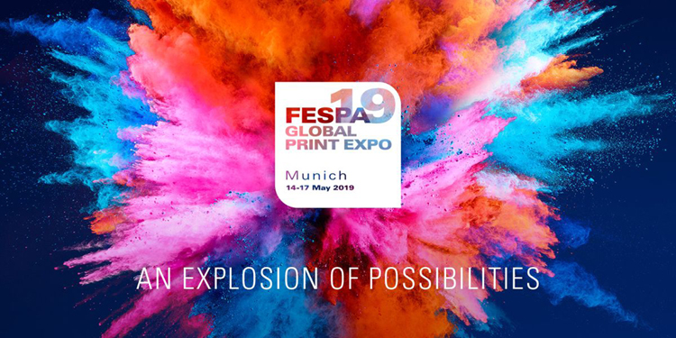 Fespa Global Print Expo 2019 regresa a Múnich con una explosión de posibilidades