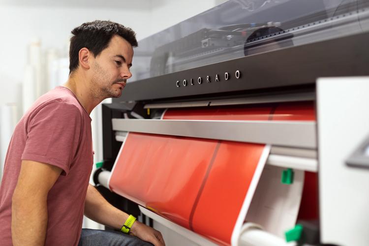 La tecnología UVgel potencia el crecimiento de negocio para los proveedores de servicios de impresión en la zona EMEA