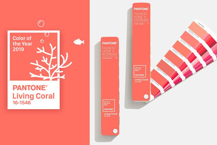 Living Coral, el color Pantone para el 2019