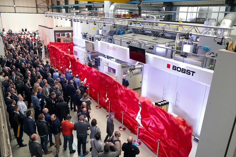 El grupo Bobst reflexiona sobre un 2018 lleno de novedades y revela sus expectativas para el 2019
