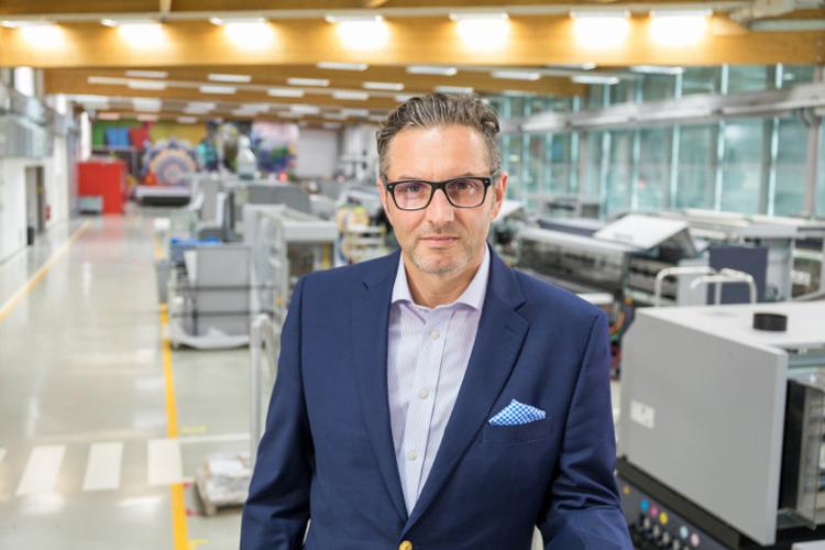 Joint Venture de Durst y Koenig & Bauer para el desarrollo de líneas de producción de impresión digital