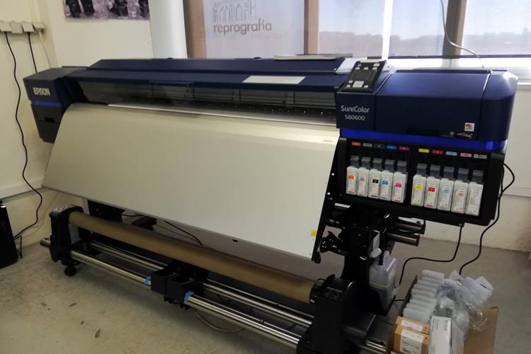 Reprografía Madrid apuesta por la precisión e incorpora la SureColor 80600