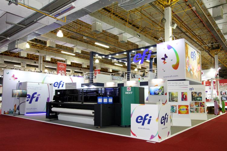 EFI tiene presencia garantizada en Expoprint Latin America 2022