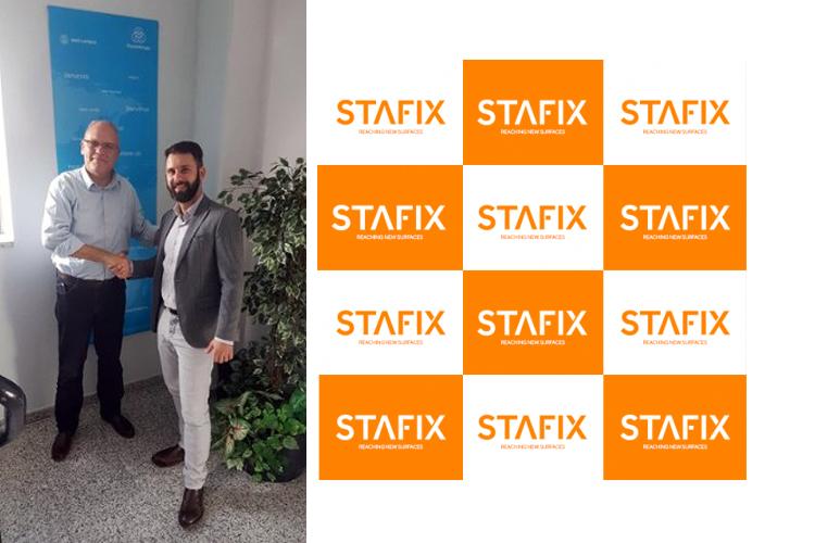 ThyssenKrupp distribuirá los productos de Stafix en España y Portugal
