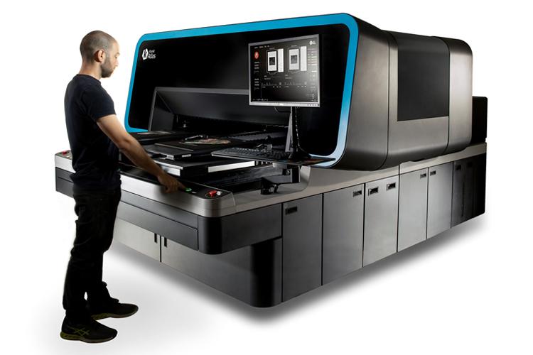 Kornit Digital lanza Atlas, la nueva plataforma de última generación para la impresión directo a prenda