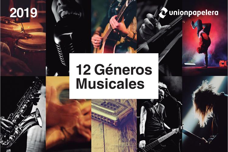 Unión Papelera se funde con los géneros musicales